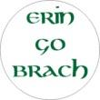 BTN/STK/ERIN - Erin Go Bragh Lapel Button
